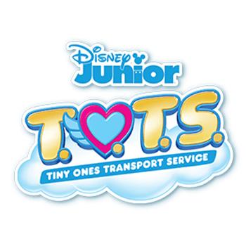 Disney Junior T.O.T.S - Tiny Ones Transport Service